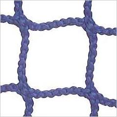 ポリエステル 18mm目 ラッセル編 線径φ2.2mm ブルー