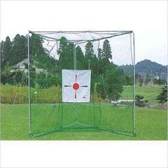 折畳み式ゴルフ練習用ケージ1人用(GGタイプ)
