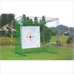 昇降式ゴルフ練習用ケージ1人用(GBタイプ)