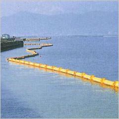 河川・内海用オイルフェンス QA-20(非型式承認品)