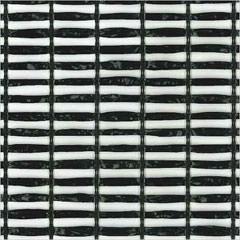 黒・カラミ織 NO.1206